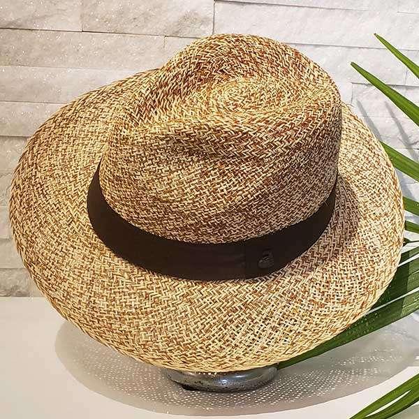 Classic Storm | Brown & Natural | Panama Hat