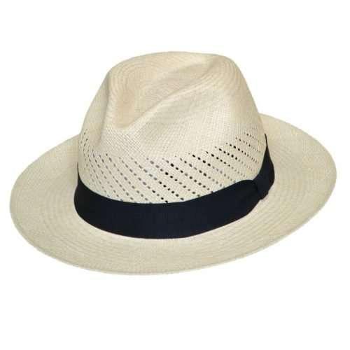 Classic Panama Hat Calado