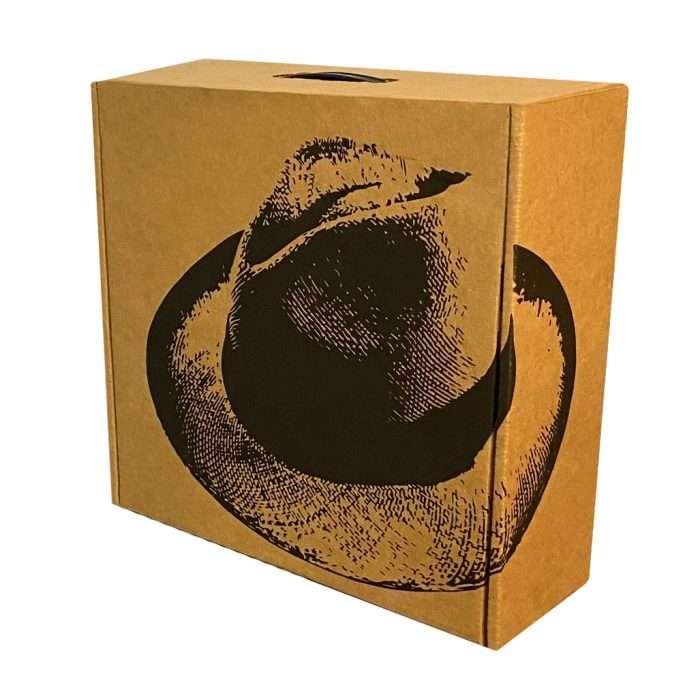 HatBox - Traveling Hat Box